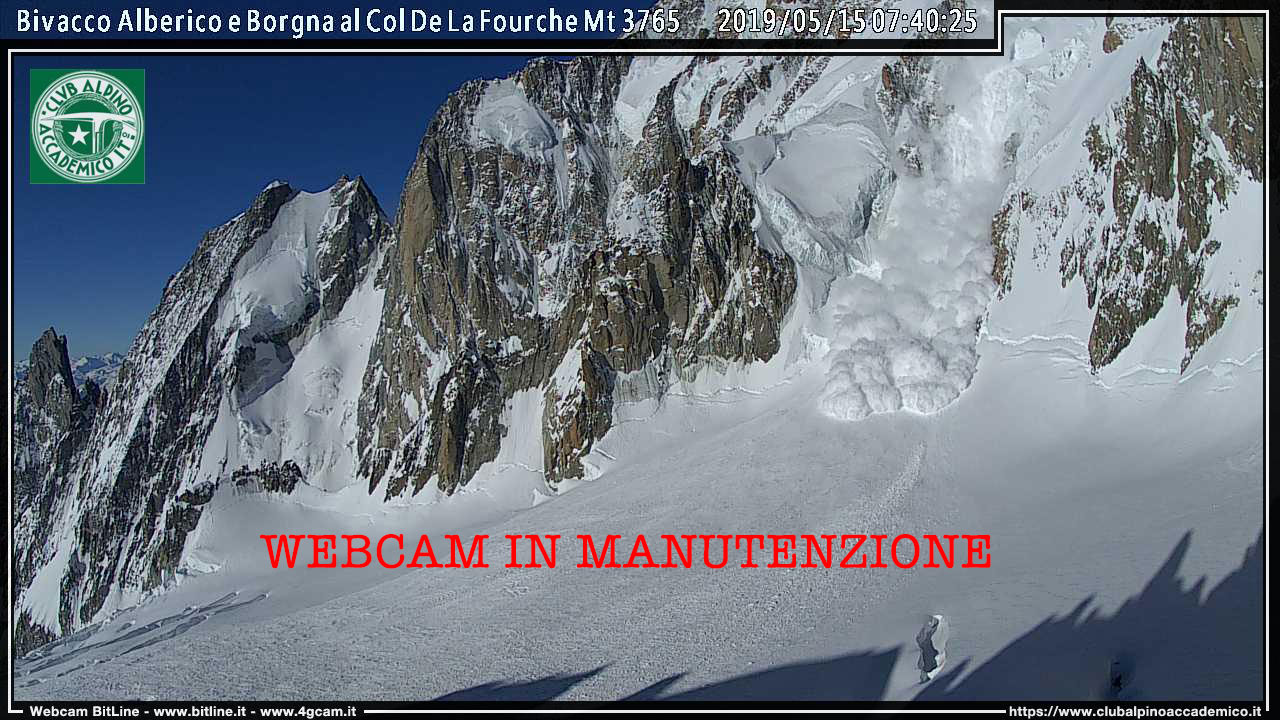 Webcam Col de la Fourche