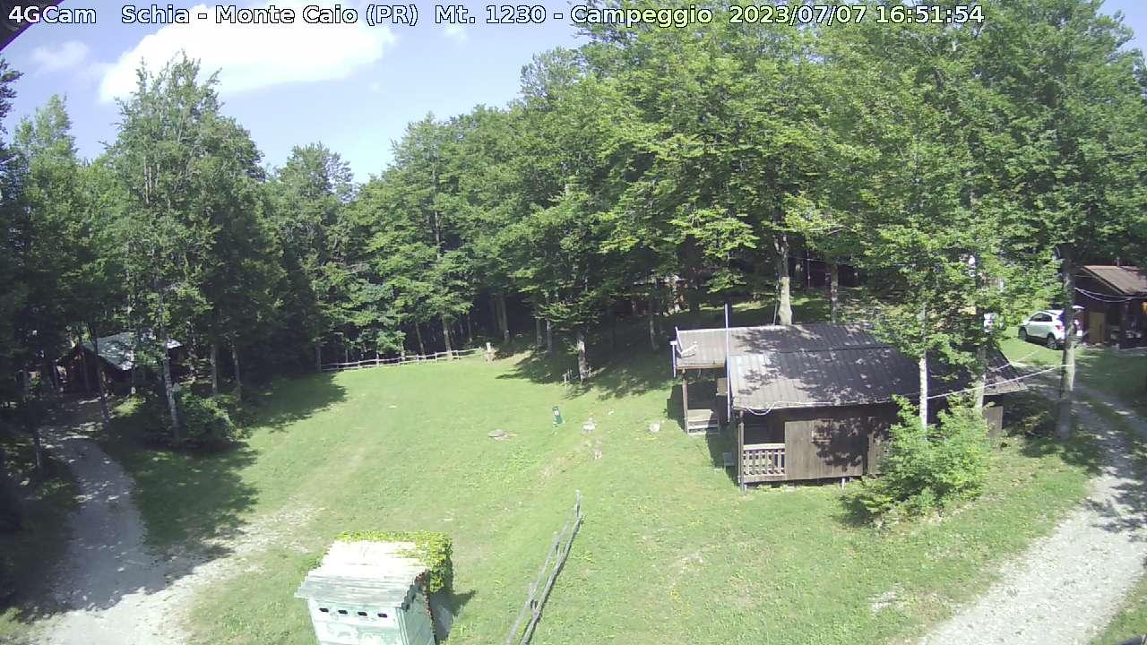 webcam Schia monte Caio