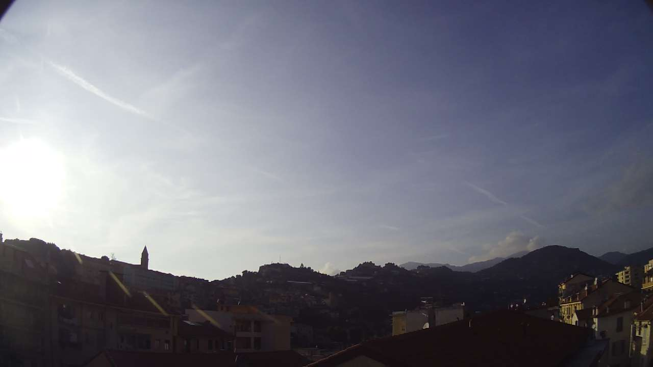 Ventimiglia – Stadtblick Webcam Live